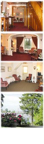 Ferguson Funeral Home interior